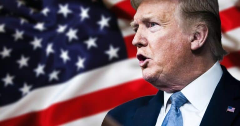 Trump Gives Memorial Day Order – He Wants All Federal Flags Flown At Half-Staff For COVID Victims