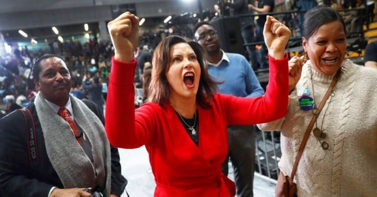 Michigan Governor Whitmer Busted – Emails Show She Green-Lit Taxpayer Funds For Dem Groups
